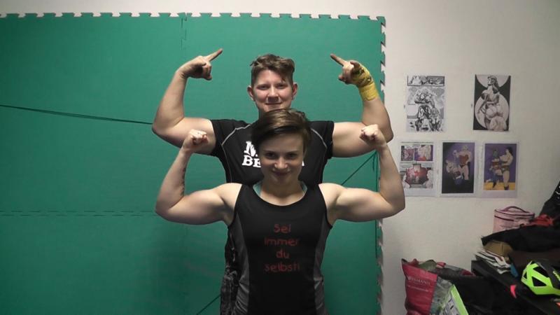 DIE WRESTLER - Female Fightclub Berlin Female Wrestler