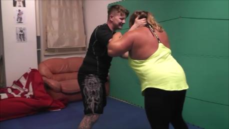 mixed wrestling sex sex berlin