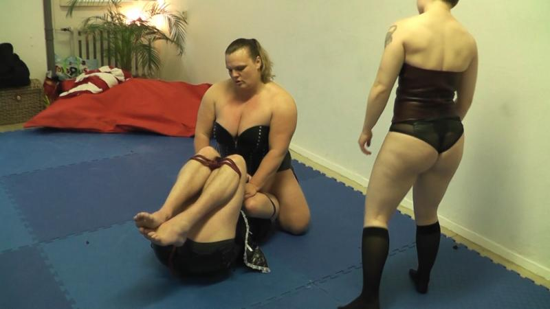 mixed wrestling germany